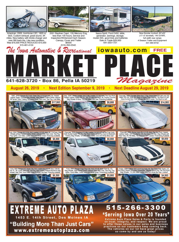 Marketplace Magazine August 26, 2019 by Marketplace Magazine