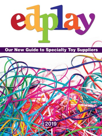 Edplay Buyers Guide 2019 by Fahy Williams Publishing issuu