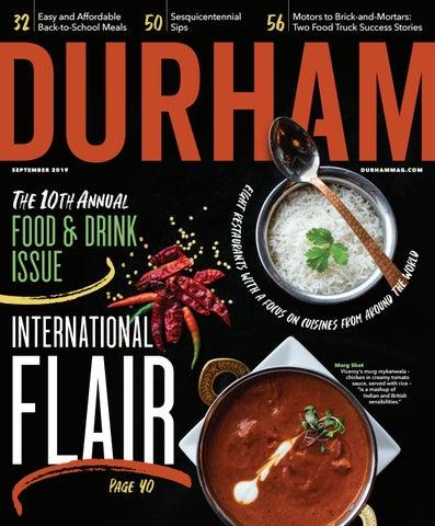 Durham Magazine September 2019 by Shannon Media - issuu