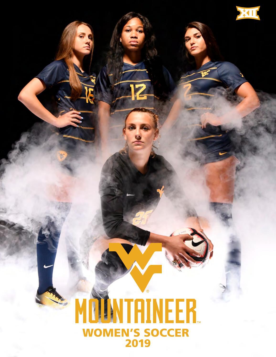 2019 West Virginia University Women's Soccer Guide by Joe