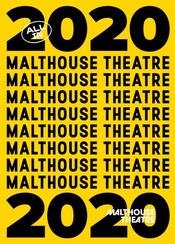 Eso New Life Festival 2020.Malthouse Theatre Season 2020 Brochure By Malthouse Theatre
