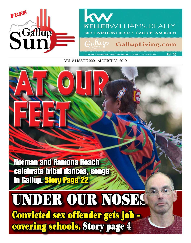 Ana Rosa Quintana Feet gallup sun • august 23, 2019gallupsun - issuu