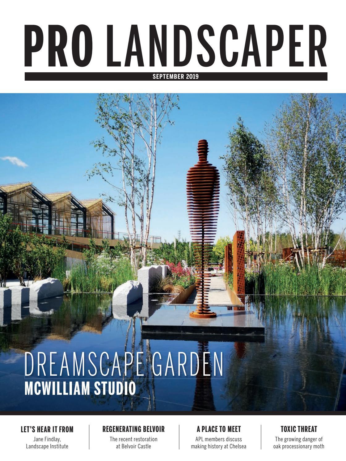 Pro Landscaper September 2019 By Eljays44 Issuu