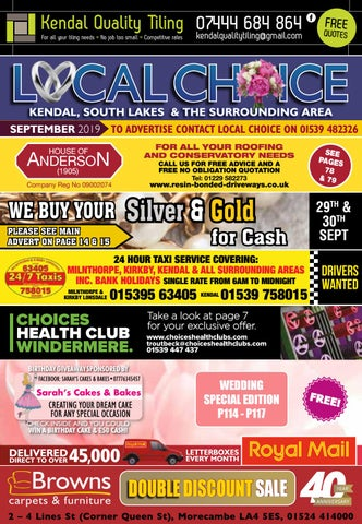 Local Choice - Lake District Edition by Local Choice