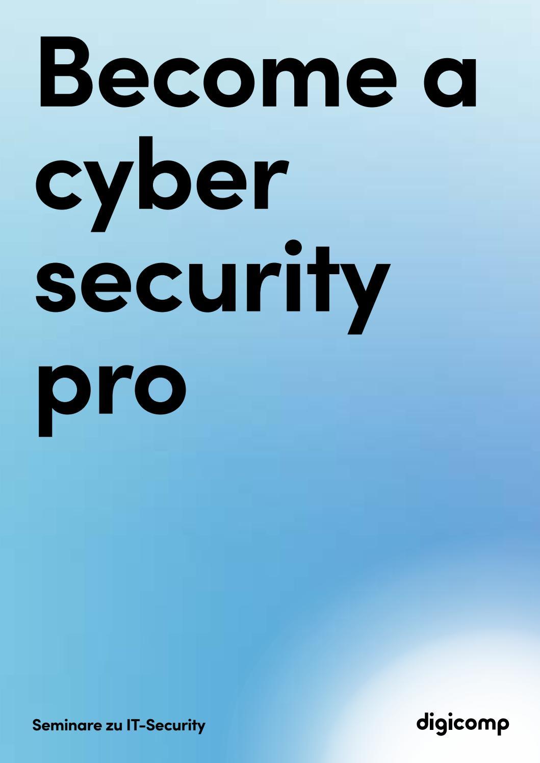 Weiterbildungen zu IT Security by Digicomp Academy AG issuu