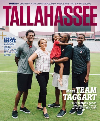 Tallahassee Magazine September/October 2019 by Rowland