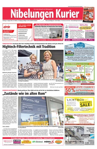 another chance thoughts on hot sale online Samstag, 24. August 2019, 34. Woche by Nibelungen Kurier - issuu