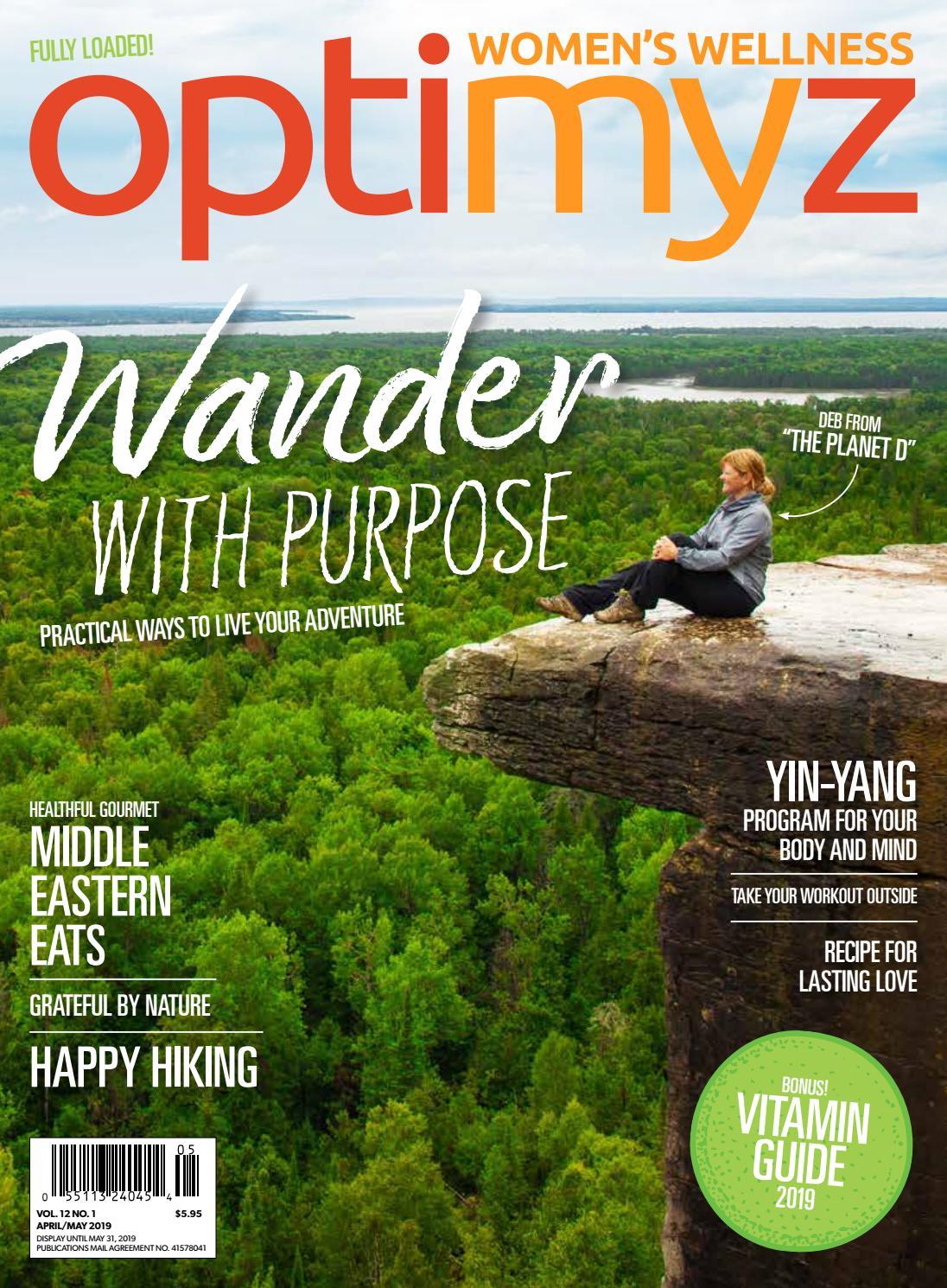 Wander with purpose by OptimyzMag - issuu