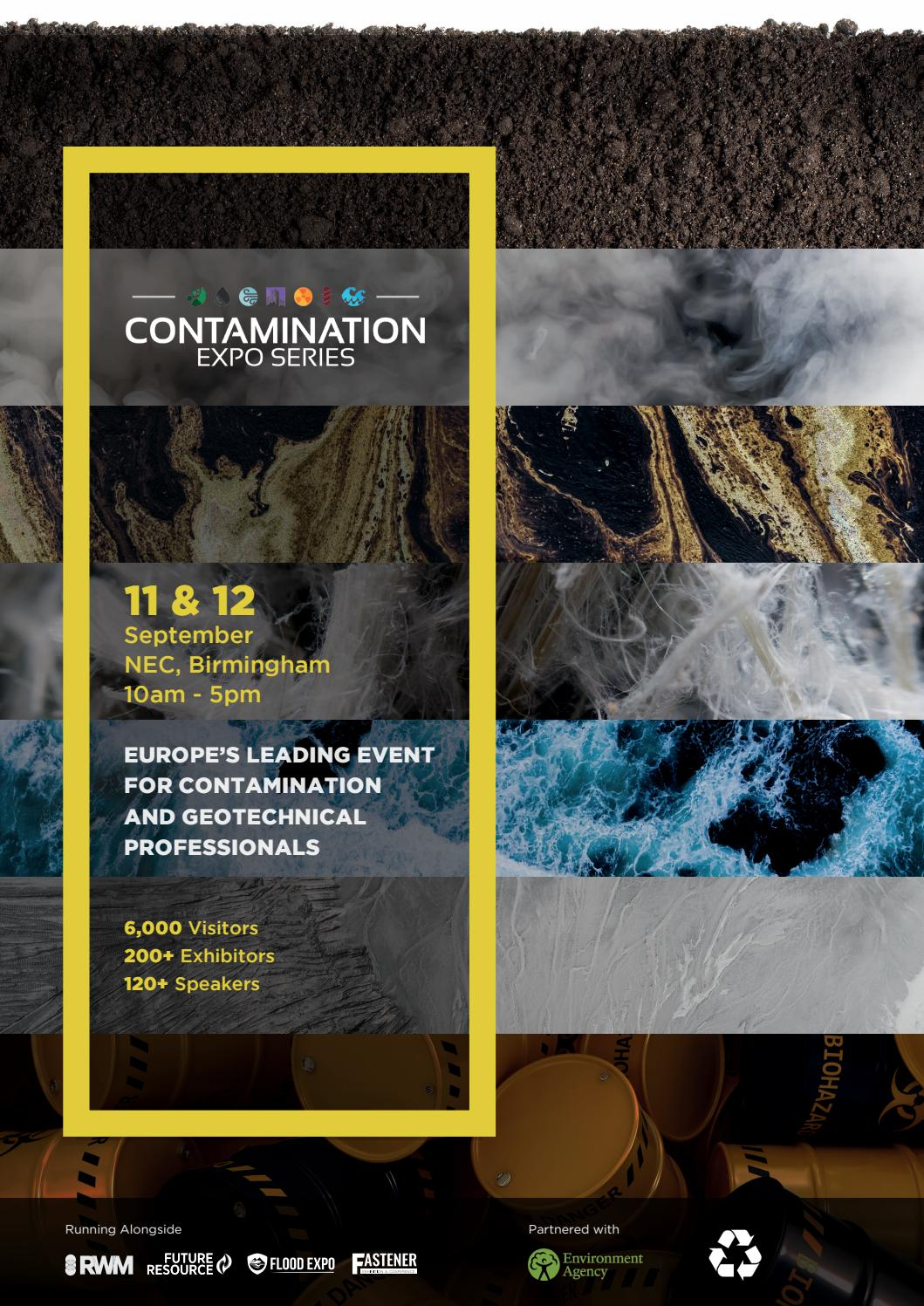 Contamination Expo Series Show Highlights 2019 by Prysm