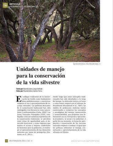 Page 12 of Unidades de manejo para la conservación de la vida silvestre
