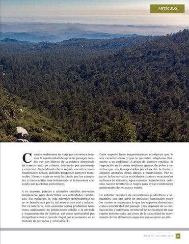 Page 23 of Hacia la formación de un corredor biológico en la península de Baja California