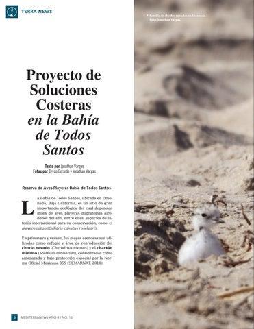 Page 6 of Proyecto de Soluciones Costeras en la Bahía de Todos Santos