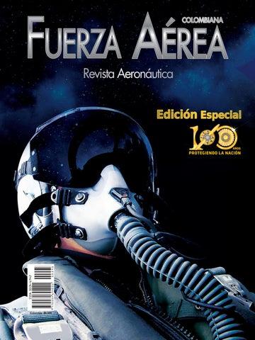 Page 1 of Edición Especial 100 Años Fuerza Aérea Colombiana