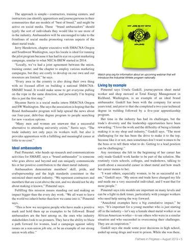 Page 5 of Calling Brand Ambassadors