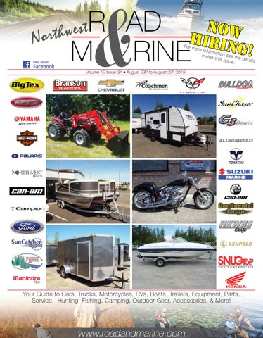 Road & Marine Magazine Vol 19 #34 by Road & Marine Magazine
