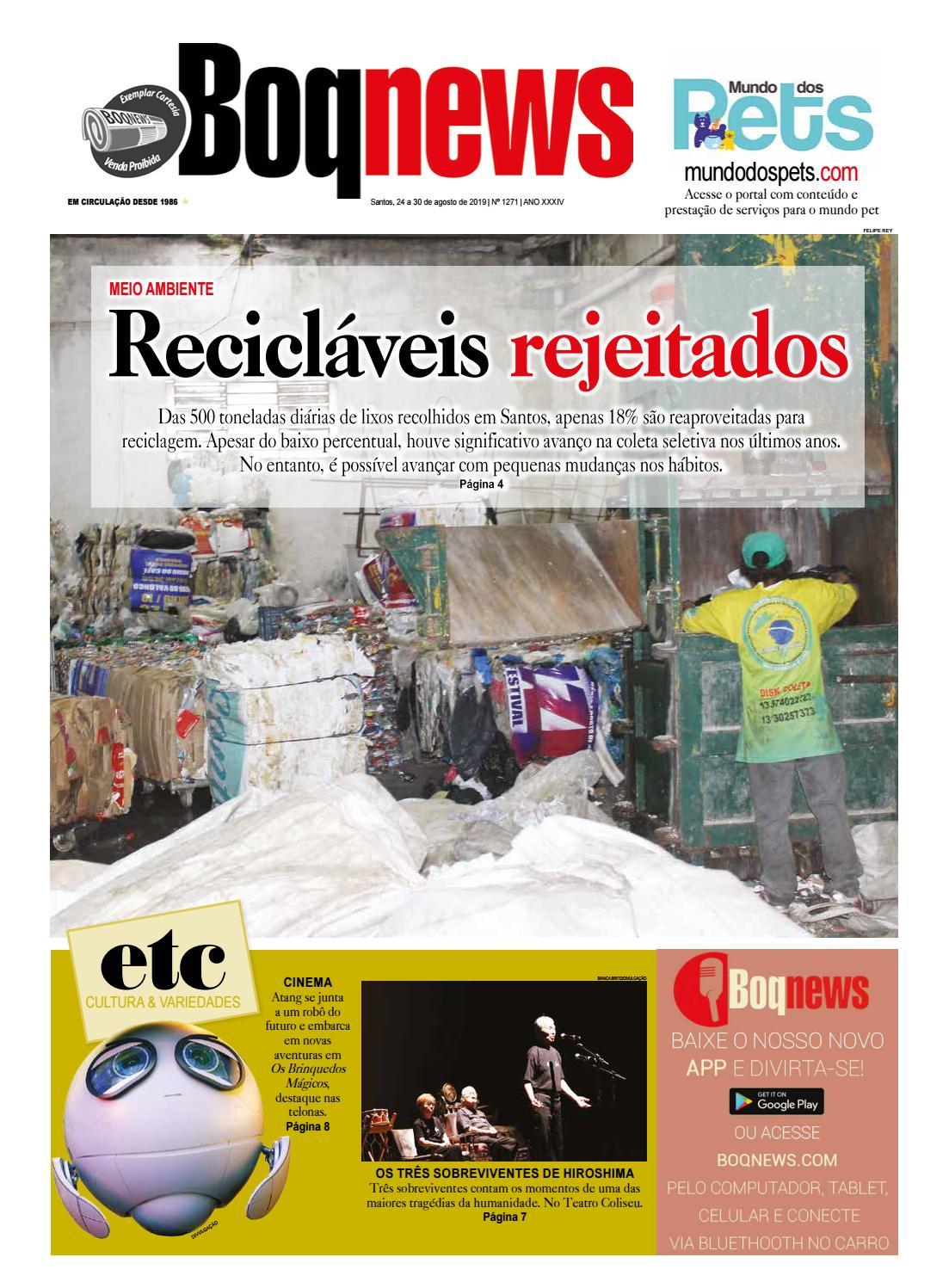 Jornal Boqnews Ed1271 de 24 a 30 08 19 by Jornal Boqnews - issuu