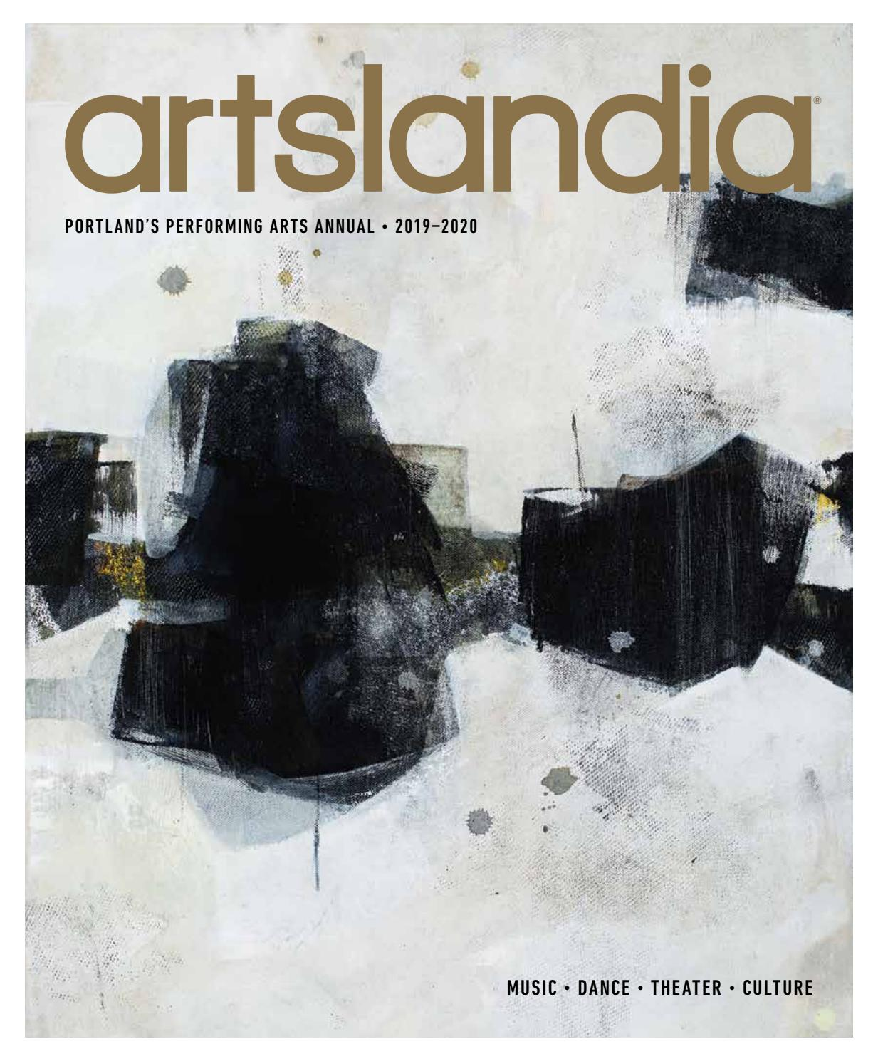 Artslandia Annual Magazine 2019–2020 by Artslandia - issuu