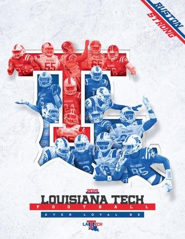 2019 Louisiana Tech Football Media Guide by Louisiana Tech