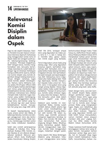 Page 14 of Relevansi Komisi Disiplin dalam Ospek