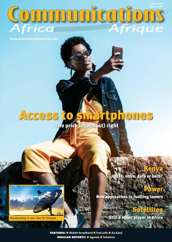 Communications Africa Issue 4 2019 by Alain Charles