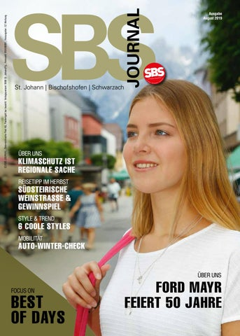 Sbs Journal 082019 By Sbs Shopping Issuu