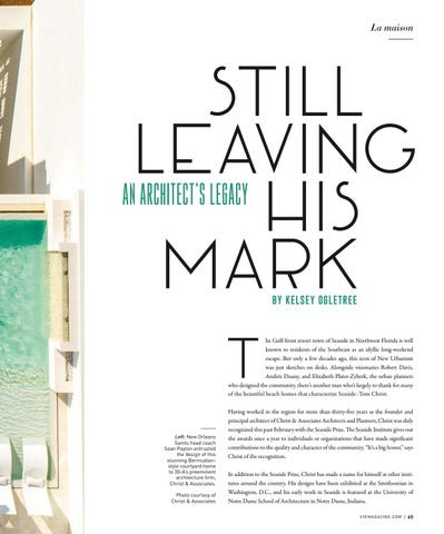Page 65 of Still Leaving His Mark