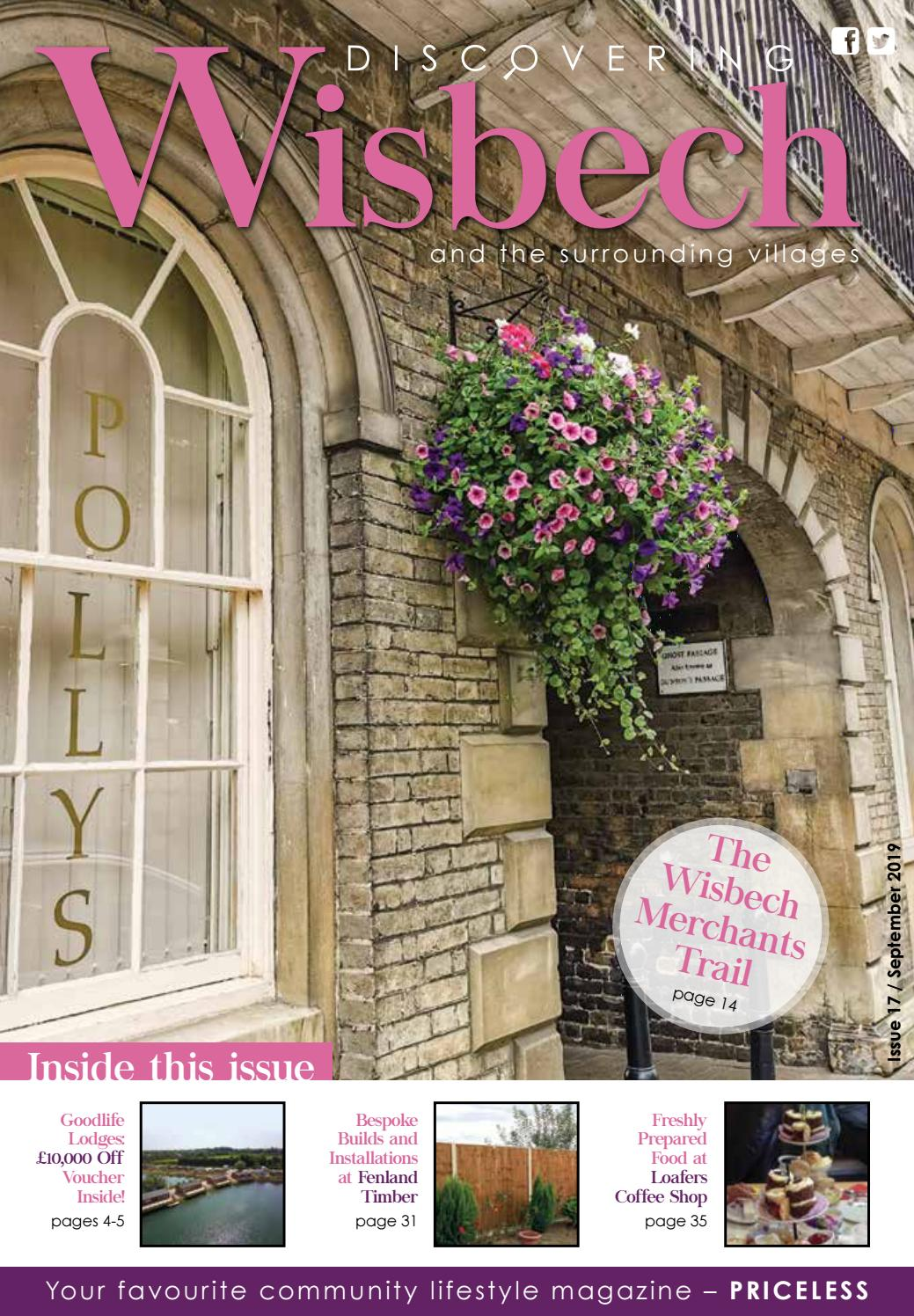 Discovering Wisbech issue 15, September 15 by Discovering
