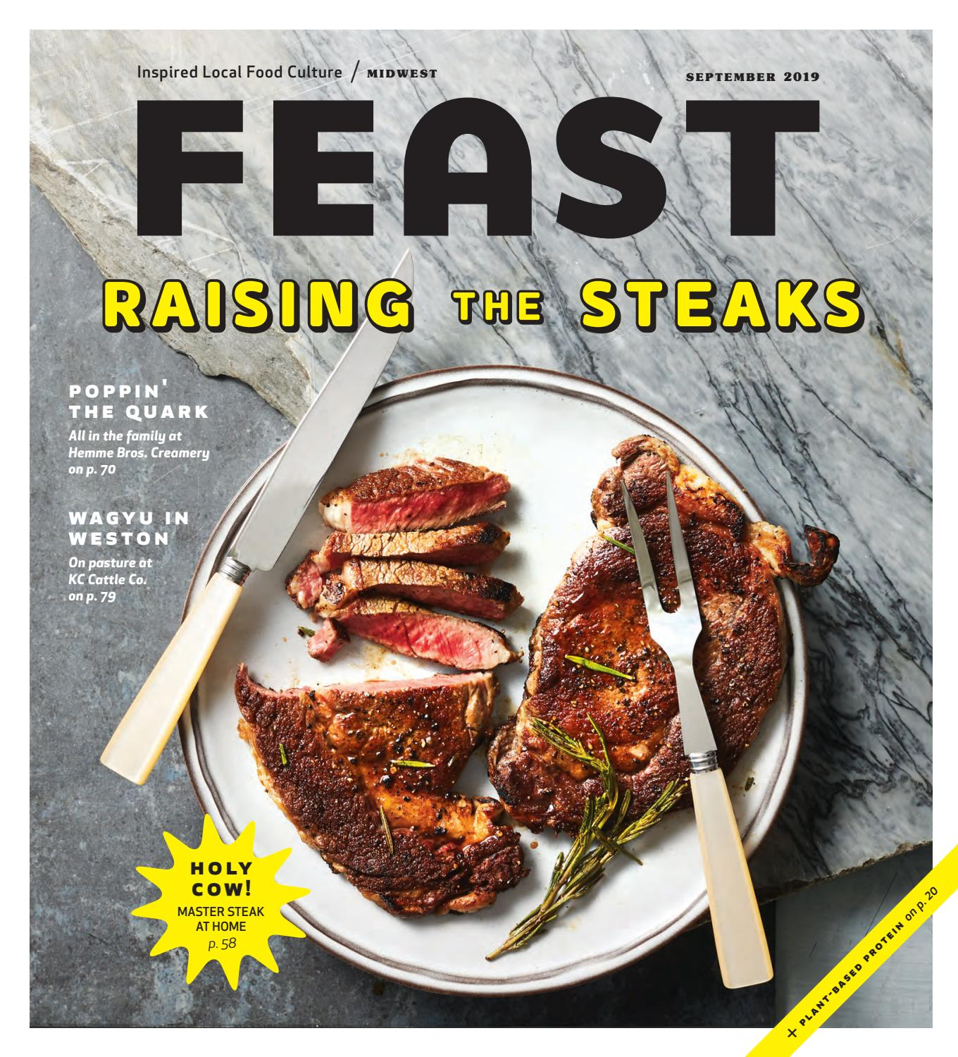September 2019 Feast Magazine by Feast Magazine - issuu
