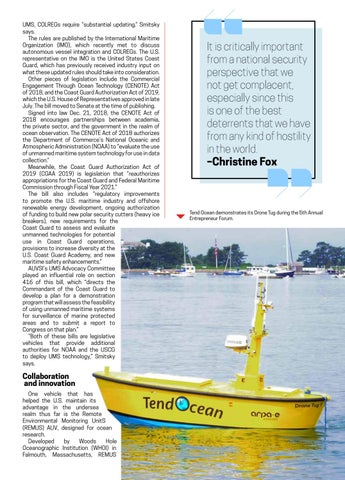 Page 31 of Maritime robotics key to maintaining U.S. advantage in undersea realm