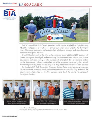 Page 4 of 2019 BIA Golf Classic