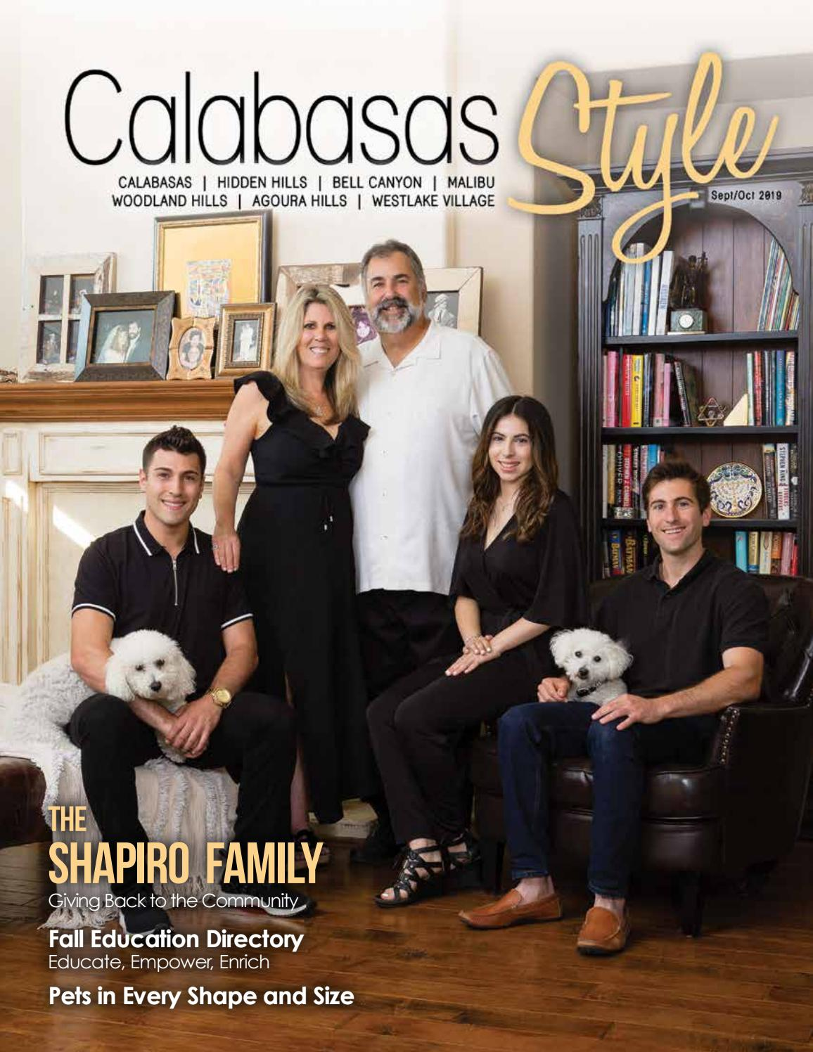 September October 2019 By Calabasas Style Issuu