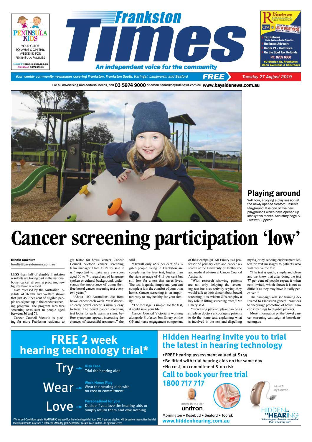 free bowel cancer test over 50