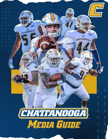 2019 Chattanooga Mocs Football Media Guide by Chattanooga