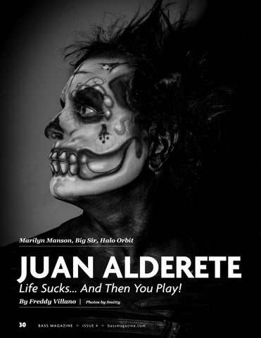 Page 30 of Juan Alderete: Life Sucks...And Then You Play!