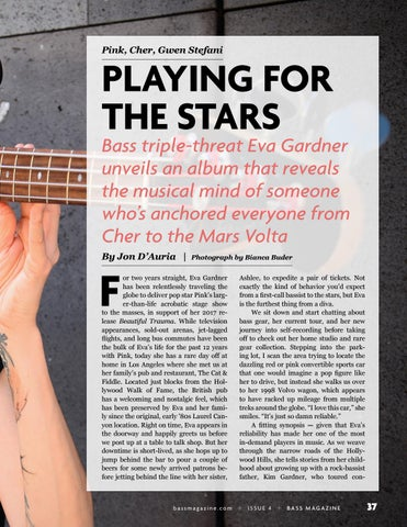 Page 37 of Eva Gardner: Playing For The Stars