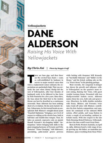 Page 54 of Dane Alderson: Raising His Voice With Yellowjackets