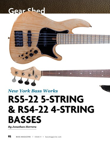 Page 92 of Review: New York Bass Works RS4-22 & RS4-22