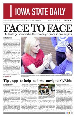 Iowa State Daily - Issuu