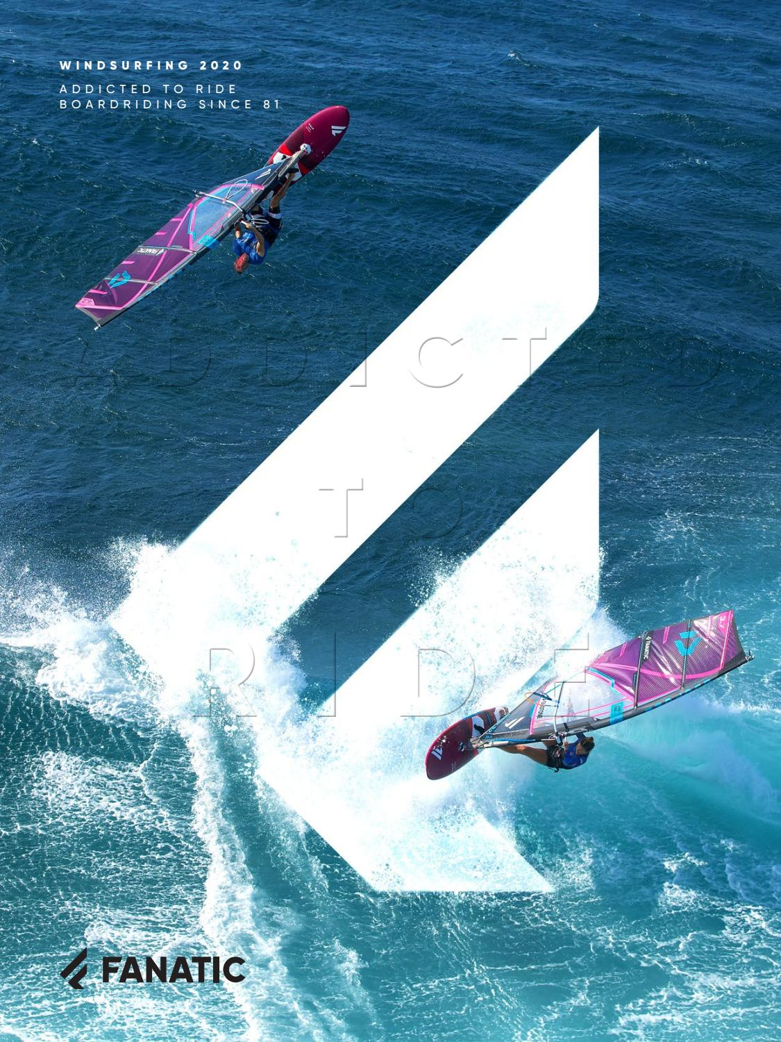 Fanatic Windsurfing 2020 English By Fanatic Boardriding Issuu