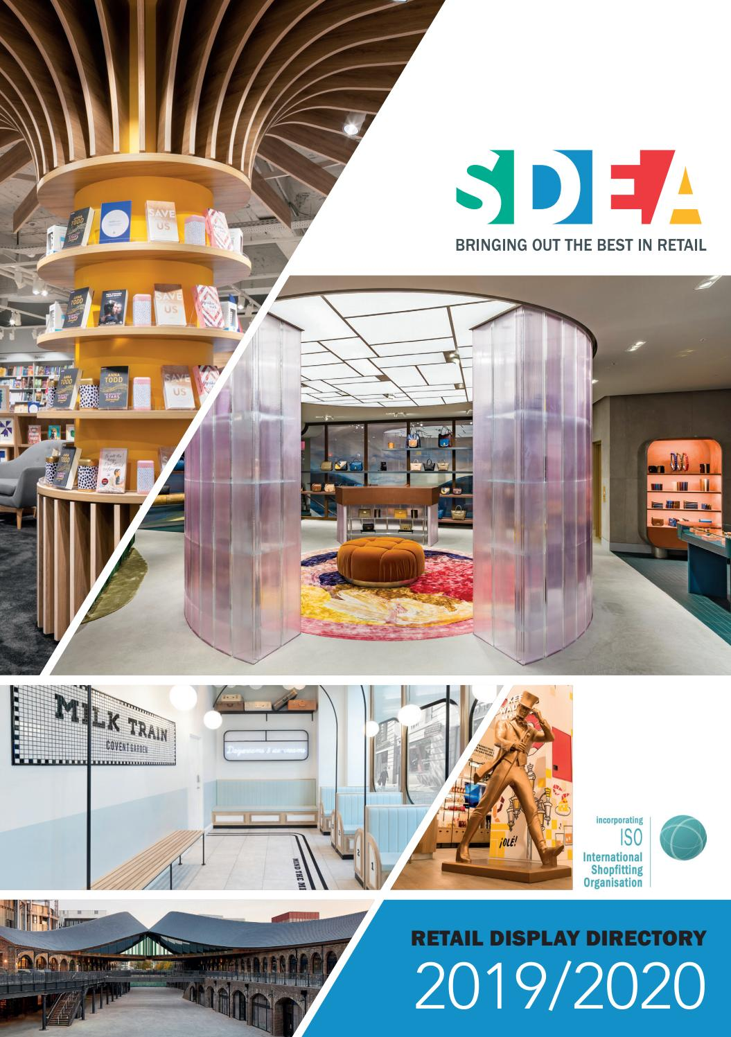 Sdea Retail Display Directory By Retail Focus Issuu
