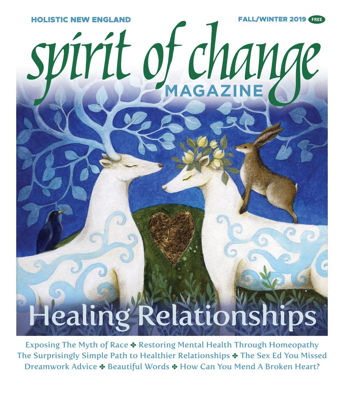 Math 103b Winter 2020.Spirit Of Change Magazine Fall Winter 2019 By Spirit Of