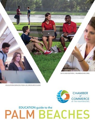 Education Guide to the Palm Beaches 2019-2020 by Passport