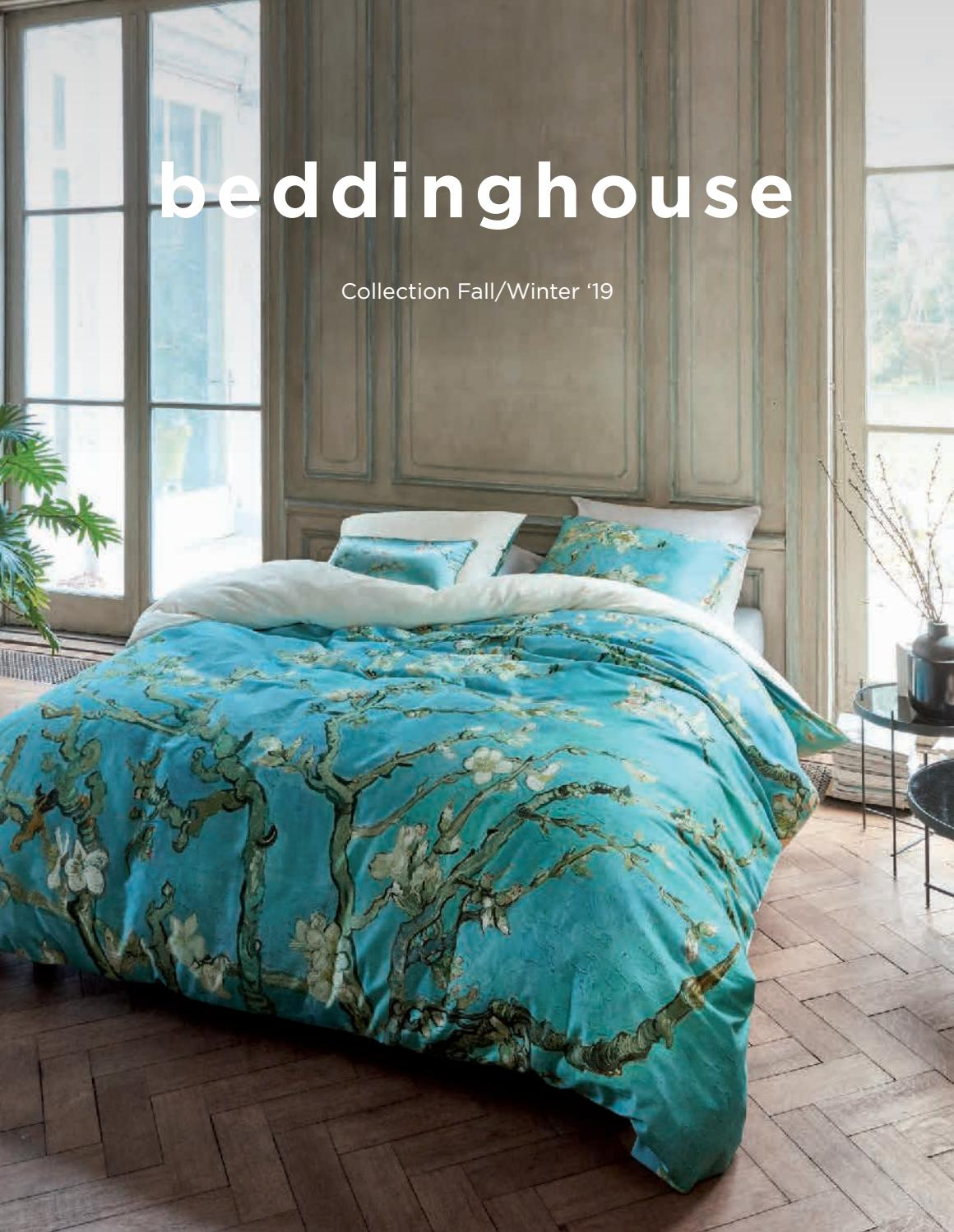 Interieur Passion Home Textiles beddinghouse collectionbook fall/winter '19 (dutch/english