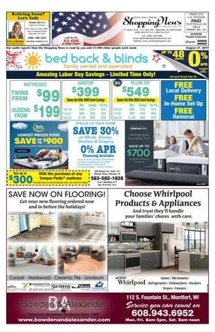 GIL Shopping News 8-27 by Woodward Community Media - issuu