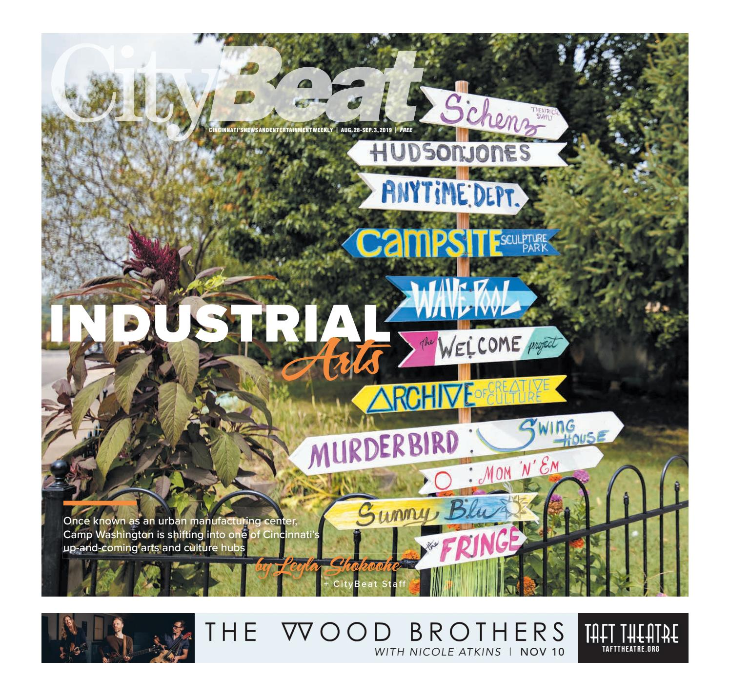 CityBeat | Aug  28, 2019 by Euclid Media Group - issuu