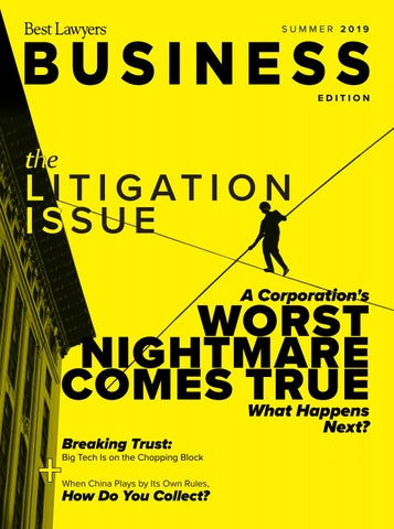 Best Lawyers Summer Business Edition 2020 By Best Lawyers