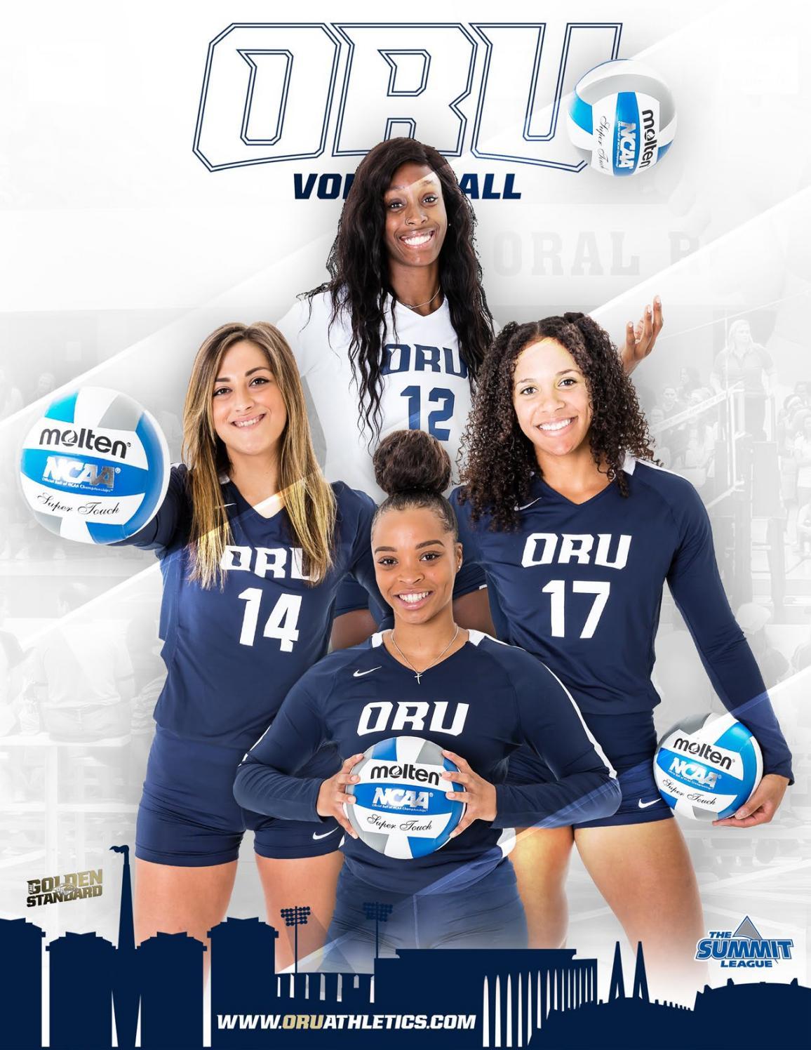 2019 Oru Volleyball Media Guide By Oru Athletics Issuu