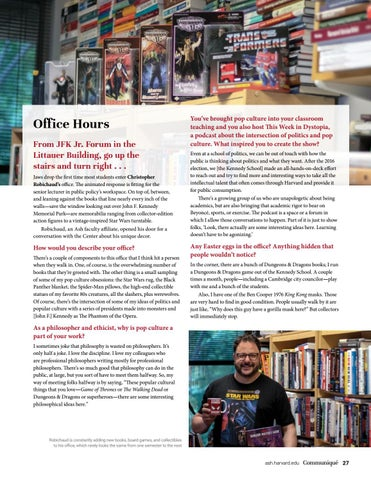 Page 27 of Office Hours with Chris Robichaud