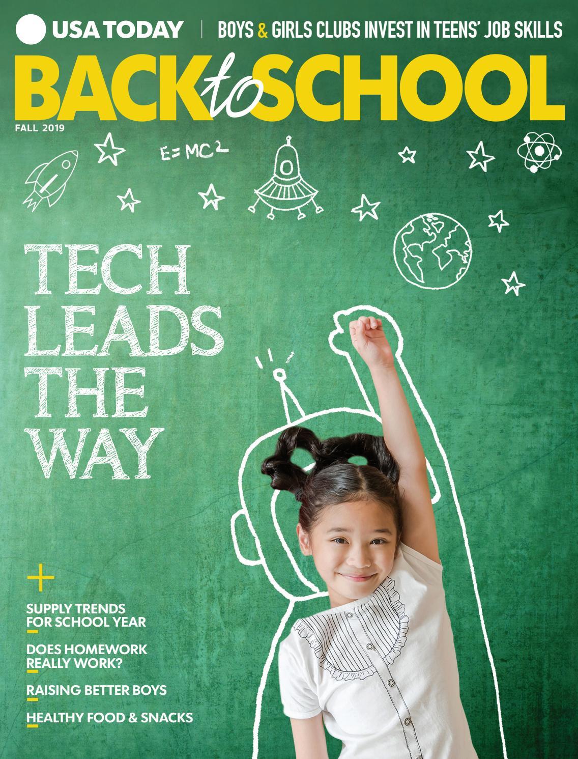 Awesome Back To School 2019 By Studio Gannett Issuu Short Links Chair Design For Home Short Linksinfo