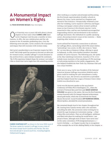 Page 45 of A Monumental Impact on Women's Rights
